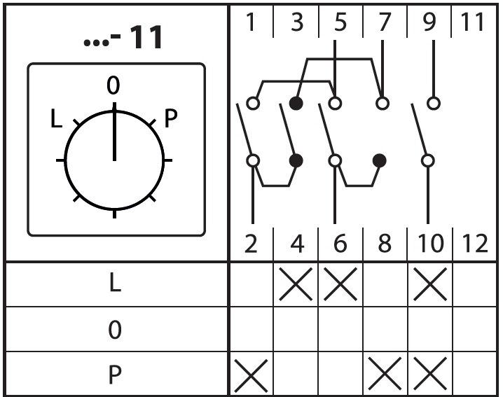 Переключатель пкуз схема подключения