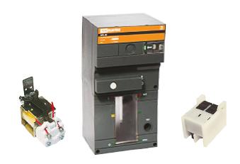 Дополнительные устройства для автоматических выключателей серии ВА88