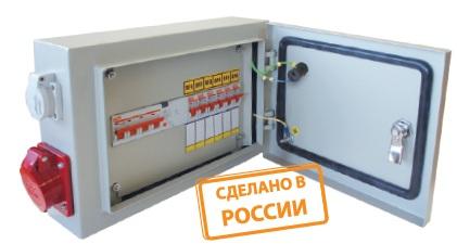 Распределительное устройство для строительных площадок (РУСП)