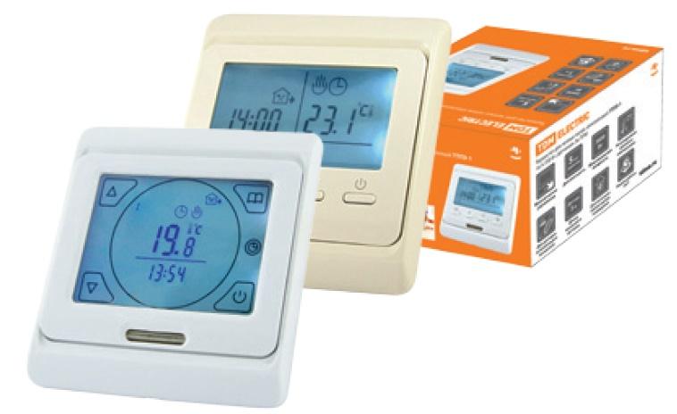 Термостаты для теплых полов электронные ТТПЭ
