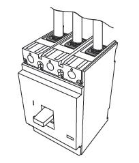 Комплект зажимов для ВА88-37 ( комплект 3 шт. ) TDM